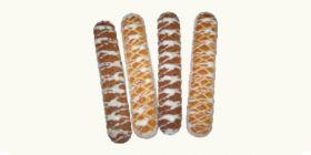 Печенье сахарное «Палочки» с декором
